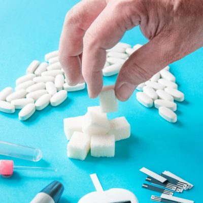 Pakiet cukrzyca - monitorowanie
